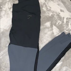 Gymshark nikki blackletter pants
